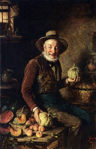 The Pumpkin Seller